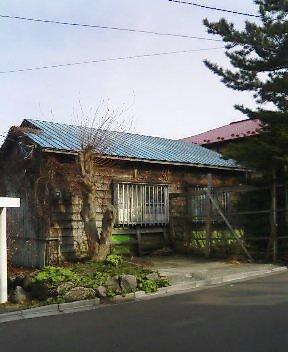 原点 僕の生まれ育った家