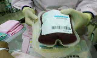 初体験…献血
