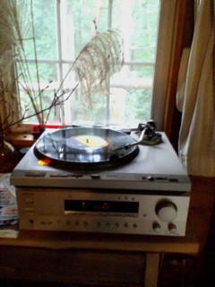 アナログの音・LP<br />  レコード